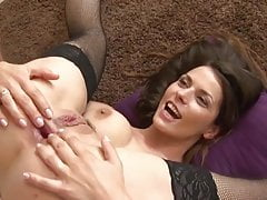 Hot milf and her younger lover 373