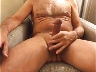 Hairy grandpa