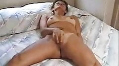 Masturbating and orgasm