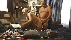 Throat Fucking and Spanking my Bitch Debbie's Thumb