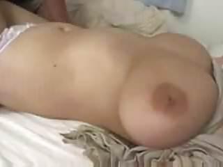 Huge Natural Asian Tits sex (censored)