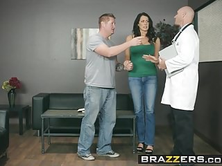 Brazzers Doctor Adventures My Husband Is Right Outside