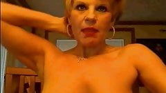 Blond Granny Show Your Sexy Body - negrofloripa