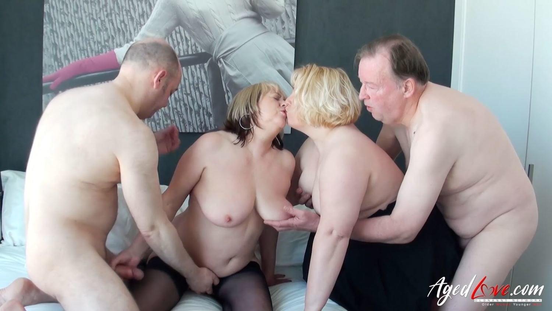 Bbw gruppensex