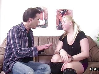 stepdaddy Seduce Step-daughter to Fuck When Mom not Home