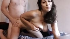 Step-mom sneaks in for a quick fuck
