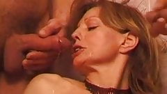 Another rmature  FMM French fisting threesome