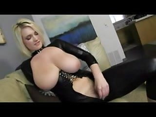 Preview 6 of Sexy Curvy Blond MILF With Big Natural Tits