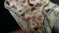 Panty Jerk 12