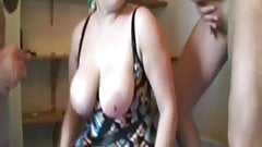 Samantha fucked in front of her boyfriend