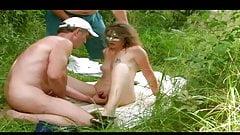 Du sexe en pleine nature