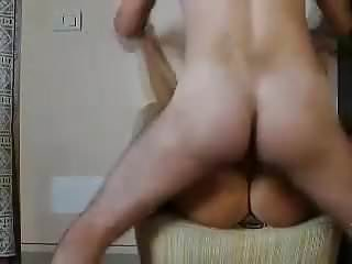 Italian bitch wants her ass getting rammed