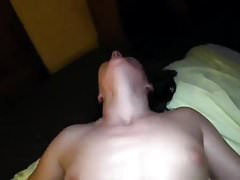 Loud moaning orgasmic girl