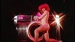 ROLLERGIRL - vintage seventies hairy tease music video