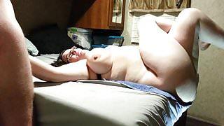 Bbw wife fuck angle 2