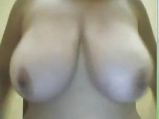 My ex-girlfriend masturbates for a friend in cam