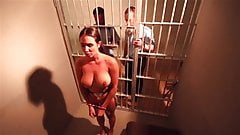 Chastity slaves prisoned