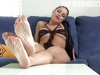 I Think Your Foot Fetish Is Really Hot