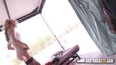 Amazing Teen Kimberly Delice Fucks the Masseuse