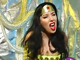 Wonder woman. Vs  Sinestro