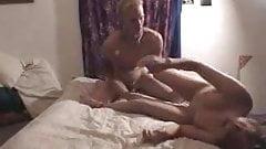 Girl Fucking Her Boyfriend, Great Amateur...TOHT