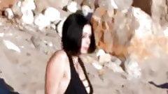 touriste francaise sur la plages
