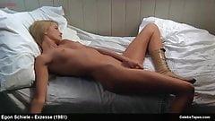 Jane Birkin & Karina Fallenstein nude and explicit scenes