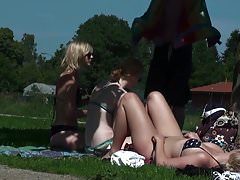 Teen Bikini Spy