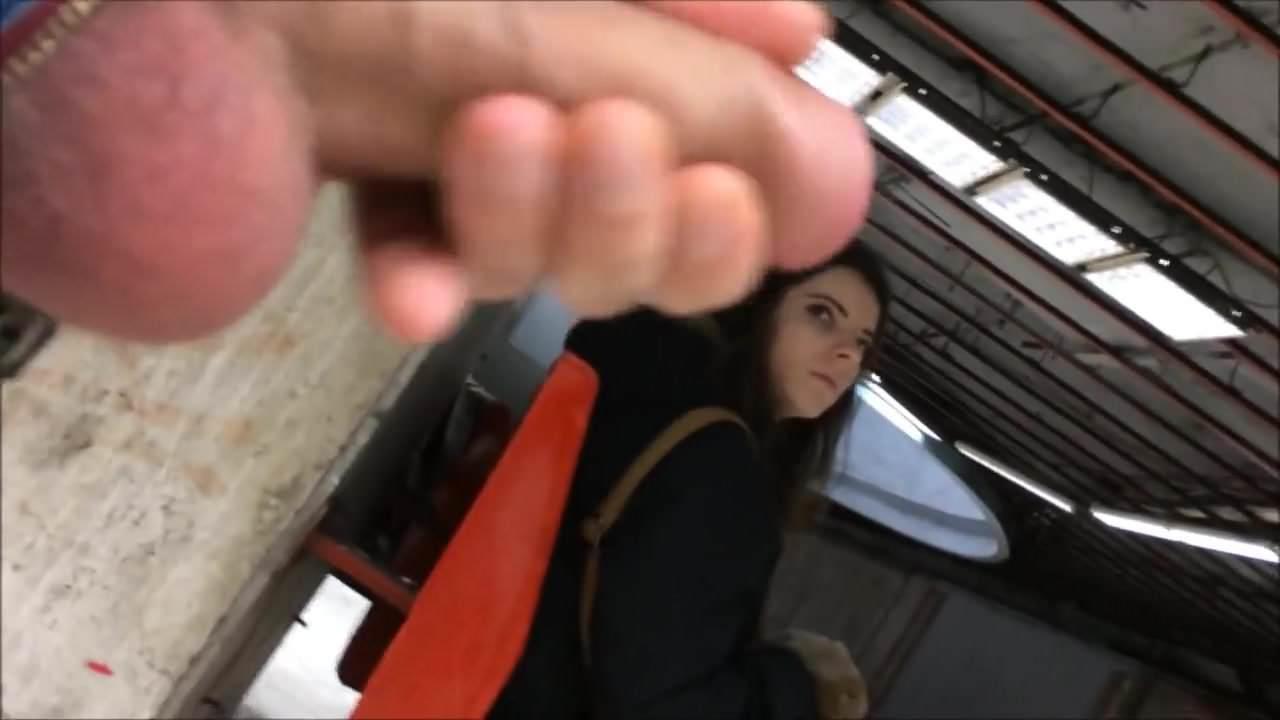 women front of Cumming in