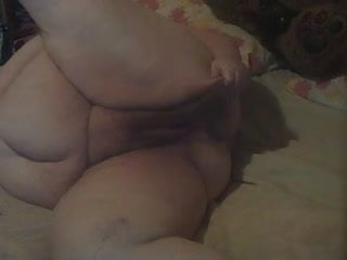 showing off her ass and pussy 4u