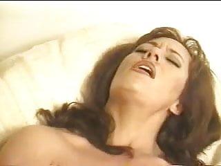 Nipples becoming erect during orgasm