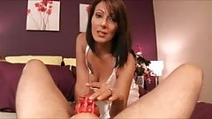 Hot Step Mother Rewards Him