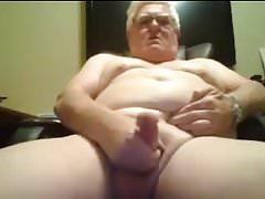 Grandpa Cums