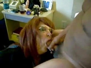 My sub wife eat my cum. Home video