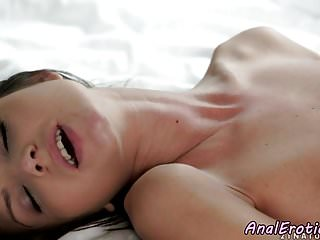 Petite cutie anally drilled and rimmed