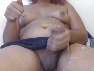 Kitty Forever Cumshot Cumpilation fat & juicy Latina or Ebon