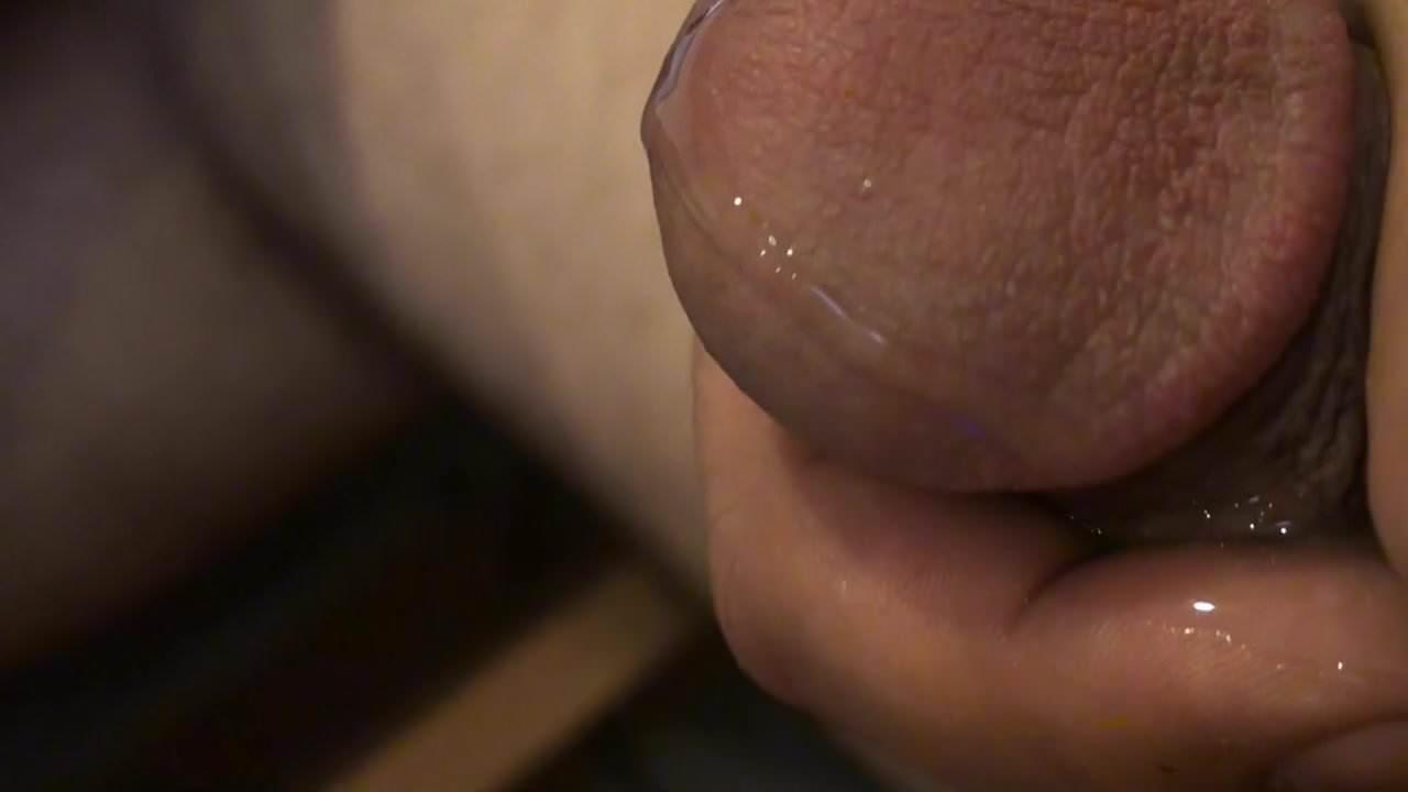 Close Up Cumshot