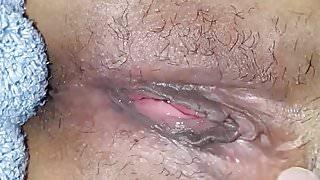 Pemusha Cums Twice Masturbating