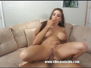 Busty Victoria Valentino Loves To Feel Cum Drip On Her Tits