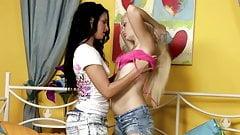 Lovely Lesbians 3