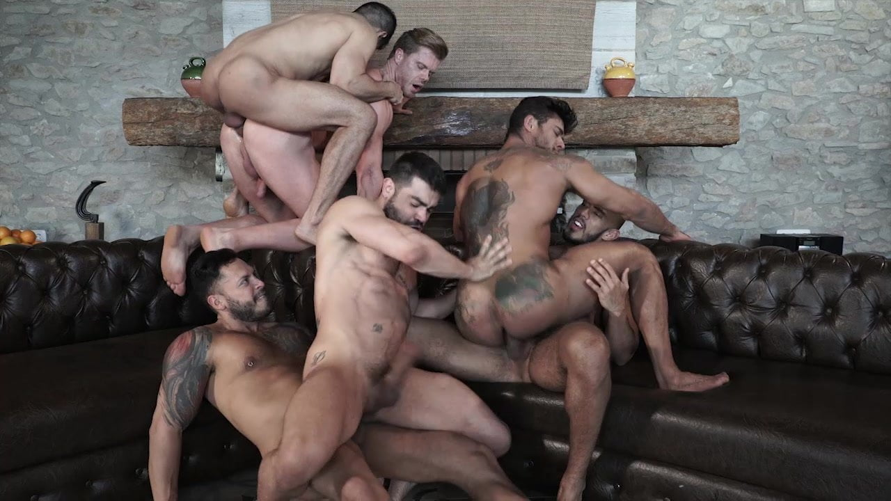 raw gay video Get orgy along