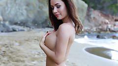 Adrienn Levai - Playboy 1