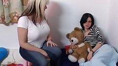 Horny Dutch MILF Lesbians