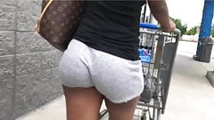 Slim Thick Loose Shorts Jiggly Clap Sequel