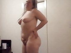 White pussy perfect round ass booty twerk's Thumb