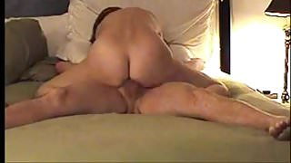 Mommy's Cumming Anal Moaning!