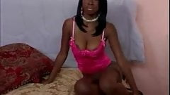 ebony - natural knockers 9 - jacky brown