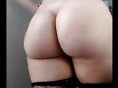 A CURVY SEXY ASS