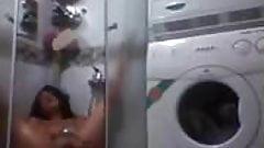 Caught Masturbating in the Shower