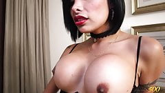 Gorgeous Taiira Navarrete strokes for you